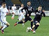 «Черноморец» — «Динамо» — 1:1. Доктор Время