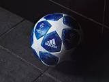 Представлен новый мяч Лиги чемпионов (ФОТО)