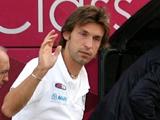 Пирло покинул расположение сборной Италии