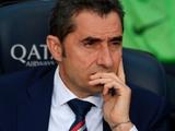 «Барселона» может разорвать контракт с Вальверде
