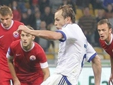 Чемпионат Украины, 12-й тур: «Динамо» с трудом обыграло «Ильичевец»