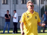 Олег БЛОХИН: «Нынешняя сборная Украины — более играющая»
