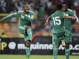 Футболисты Нигерии получат по 90 тысяч долларов в случае победы на КАН