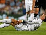 Криштиану Роналду играет с травмой