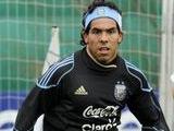 Тевес точно знает, что не входит в стартовый состав сборной Аргентины