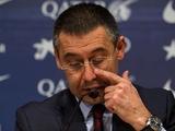 Президент «Барселоны»: «Против нас идет война, и «Реал» в ней участвует»