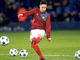 Самир Насри привлек внимание «Милана»