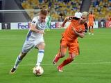 Лига Европы, 1-й тур. «Динамо» — «Скендербеу» — 3:1. Обзор матча, статистика