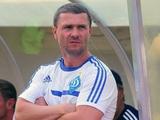 Сергей РЕБРОВ: «Эти игры являются частью тренировочного процесса»