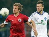 «Динамо» не сумело обыграть «Ильичевец» и опустилось на третье место...