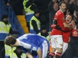 «Челси» впервые в своей истории не удержал победу, ведя в счёте 3:0