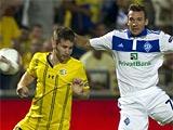 Лига Европы: «Динамо» сыграло на выезде вничью с «Маккаби» (ВИДЕО)