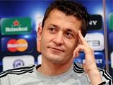 Саша Илич: «Свою амбициозность начнем доказывать в матче с «Шахтером»