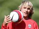Недвед - лучший футболист Чехии сезона-2008/09