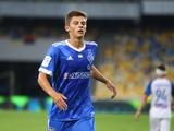 Официально: Миколенко заключил новое долгосрочное соглашение с «Динамо»