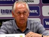 Михаил ФОМЕНКО: «Главное, чтобы к сентябрьским матчам у сборной Украины не было таких кадровых проблем»