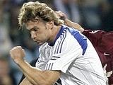 Шевченко признан лучшим игроком матча «Динамо» — «Интер»