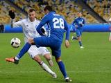 «Динамо» начало вторую часть чемпионата Украины победой над «Днепром»