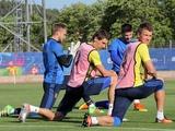 ФОТОрепортаж: тренировка сборной Украины в Экс-ан-Провансе (52 фото)