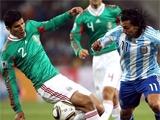 ЧМ-2010. 1/8 финала. Аргентина — Мексика — 3:1 (ВИДЕО)