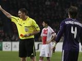 УЕФА рассмотрит умышленные удаления Алонсо и Рамоса в игре с «Аяксом»