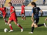 «Ильичевец» — «Черноморец» — 2:1. После матча. Балан: «Вели игру, в большей степени, мы»
