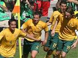 Сборная Австралии первой прибыла на чемпионат мира в ЮАР