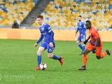 Виктор Цыганков — лучший игрок матча «Динамо» — «Мариуполь»