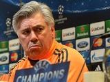 Анчелотти может быть уволен из «Реала» уже на этой неделе