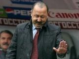 Газзаев не будет тренировать «Динамо»