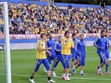 Завтра сборная Украины проведет в Донецке открытую для болельщиков тренировку