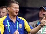 Блохин, сборная Украины и его помощники: анкета «СЭ»