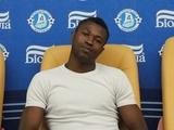 Гвинейский защитник «Днепра» отказался играть за сборную Украины