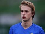 Артем Шабанов: «Когда начал играть в Премьер-лиге, была мечта вернуться в киевское «Динамо»