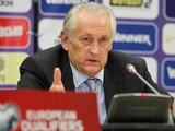 Украина — Македония — 1:0. Послематчевая пресс-конференция