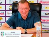 Владимир Шаран — лучший тренер 16 тура чемпионата Украины