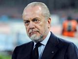 Президент «Наполи»: «Коллина вредил итальянским клубам и в прошлые годы, выкинув нас из еврокубков»