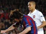 «Барселона» — «Арсенал» — 4:1. После матча
