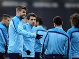 Допинг-тестеры УЕФА нагрянули на тренировку «Барселоны»