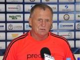 Тренер «Актобе»: «Встретиться с такой командой как «Динамо» – мечта»