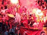 ФИФА рассмотрит эпизод с нарушением турецкими болельщиками минуты молчания (ВИДЕО)