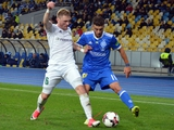 15-й тур ЧУ: «Динамо» — «Ворскла» — 2:1. Обзор матча, статистика