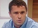 Сергей РЕБРОВ: «Конечно, футболистом быть проще»