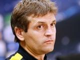Виланова покинул пост главного тренера «Барселоны»