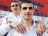 Братьям Карамянам пригрозили пожизненным отлучением от сборной Армении