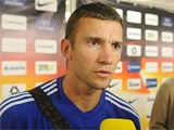 Андрей ШЕВЧЕНКО: «Мы проиграли матч, но не чемпионат»