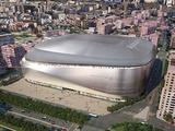 «Реал» презентовал проект реконструкции «Сантьяго Бернабеу» (ФОТО)