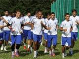 «Динамо» на сборе в Австрии. Разминка и футбольная «программа»