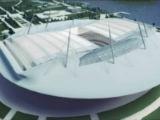 Строительство стадиона «Зенит» полностью остановлено