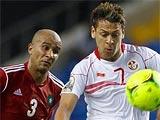 Бадр Каддури провел первый матч на Кубке Африки